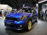 2013 Mini Paceman: Paris 2012