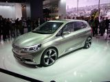 BMW Concept Active Tourer: Paris 2012