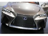 Lexus LF-CC concept bows in Paris