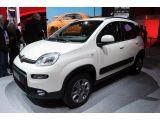 2013 Fiat Panda 4x4: Paris 2012
