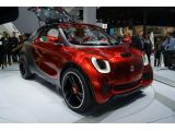 Smart Forstars concept unveiled in Paris