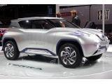 Nissan Terra Concept: Paris 2012