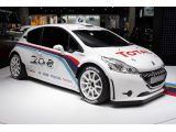 Peugeot 208 Type R5: Paris 2012