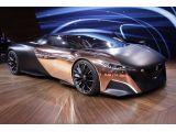 Peugeot Onyx Concept: Paris 2012