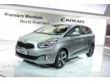 2013 Kia Carens unveiled in Paris