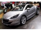 2013 Peugeot RCZ: Paris 2012