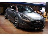 Peugeot RCZ R Concept: Paris 2012