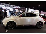 2013 Nissan Juke Nismo: Paris 2012