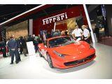 Ferrari at Paris Motor Show 2012