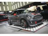 Second-gen MINI JCW GP races to Paris Motor Show