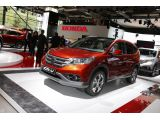 Honda CR-V Paris 2012