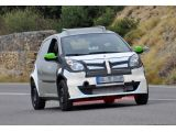 2015 Smart ForFour spy