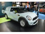 MINI Clubvan Paris 2012
