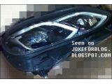 2014 Mercedes E-Class headlight surfaces online