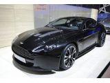 Aston Martin V12 Vantage Carbon Black Edition driver banned 30 months fr