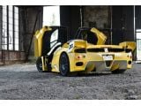 Submerged Ferrari Enzo transformed into the ZXX