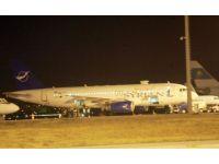 Suriye uçağı Ankara'ya indirildi