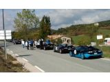 Bugatti Veyron pulled over in France because of wrong numberplate, seven