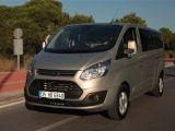 Ford Transit ve Tourneo Custom satışa sunuldu