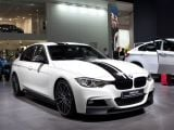 2013 BMW 3 Series M Performance: Paris 2012