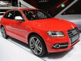 2013 Audi SQ5: Paris 2012