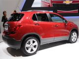2013 Chevrolet Trax: Paris 2012