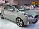 2013 Kia Carens: Paris 2012