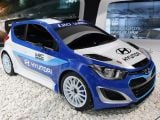 Hyundai i20 WRC: Paris 2012
