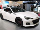 Subaru BRZ XT Line Concept: Paris 2012