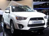 Mitsubishi ASX: Paris 2012