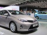 Toyota, C Segmentindeki Ürün Atağını Paris Motor Show'da Sergil