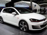 Volkswagen GTI MKVII: Paris 2012