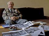 Auschwitz kampının fotoğrafçısı öldü