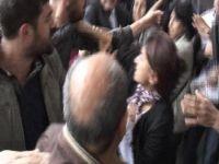BDP'li vekil polise yumruk attı