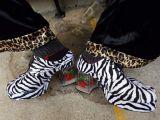 Sıradışı ayakkabılar
