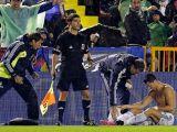 Yaralı Ronaldo!