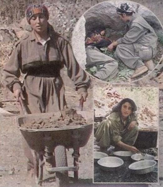 Honda Rapid City >> Kadın PKK'lıların içler acısı görüntüleri! foto galerisi ...