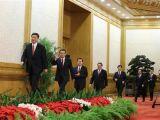 Çin'in yeni lideri basının karşısına çıktı