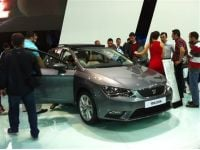 2012 İstanbul Auto Show - SEAT