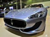 Maserati GranTurismo Sport, İstanbul Autoshow'da Görücüye Çıktı