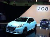2012 İstanbul Auto Show Peugeot Fotoğraflar: Hasan Aytekin