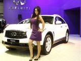 INFINITI, İstanbul Autoshow'da İlham Veren Modellerini Sergiliy