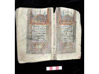 600 yıllık Kuran-ı Kerim bulundu!