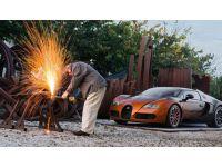Bugatti öyle bir araba yaptı ki