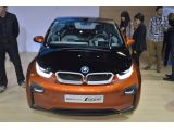 BMW i3 Concept Coupe Los Angeles 2012