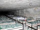 Yerin 100 metre altında Tuzdağı rehabilitasyon merkezi (Nahçivan)