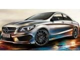 Mercedes-Benz CLA revealed ahead of Detroit debut