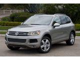 2012 Volkswagen Touareg Hybrid: Review