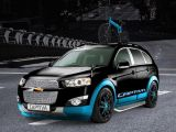 Custom Chevrolet Captiva, Sonic and Camaro heading to Tokyo Motor Show -