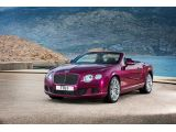 2013 Bentley Continental GT Speed Convertible revealed